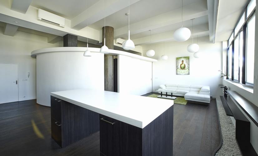 rénovation intérieure loft paris peinture