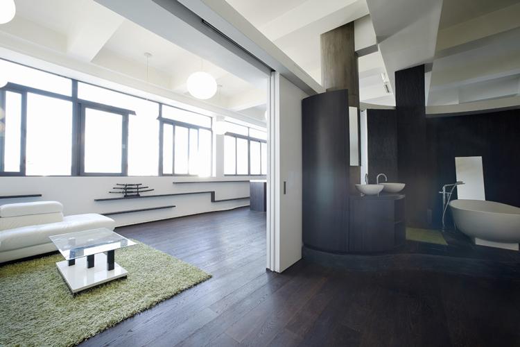 agence rénovation intérieure loft paris